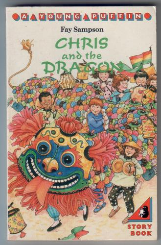 Chris and the Dragon by Fay Sampson